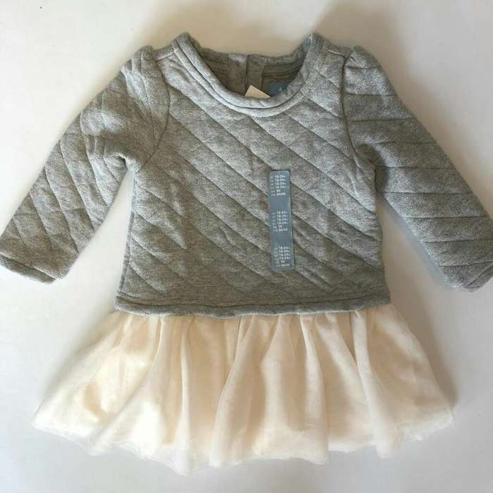 Vestido Gap Talla 1824 Meses