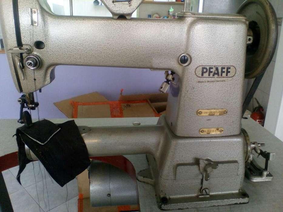 Maquina Codo Derecho Pfaff