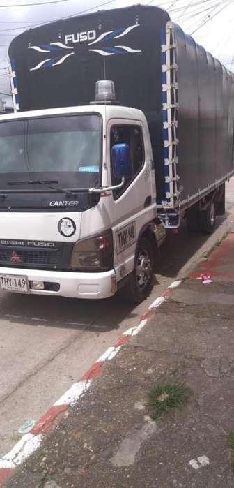 Mitsubishi Canter 2012