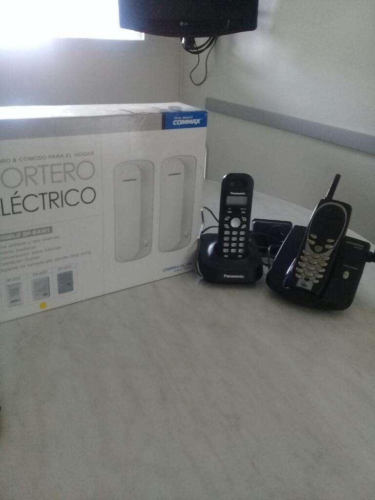 Telefono Inhalambrico