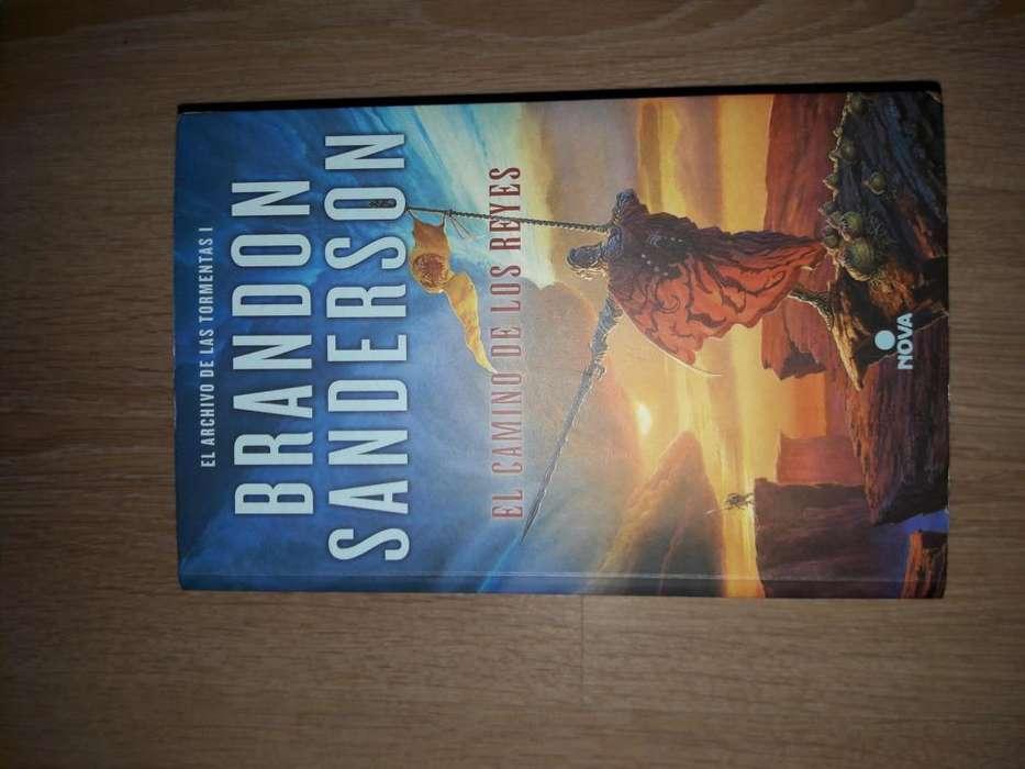 El camino de los reyes (Brandon Sanderson)