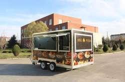 Trailers Gastronomico Food Truck