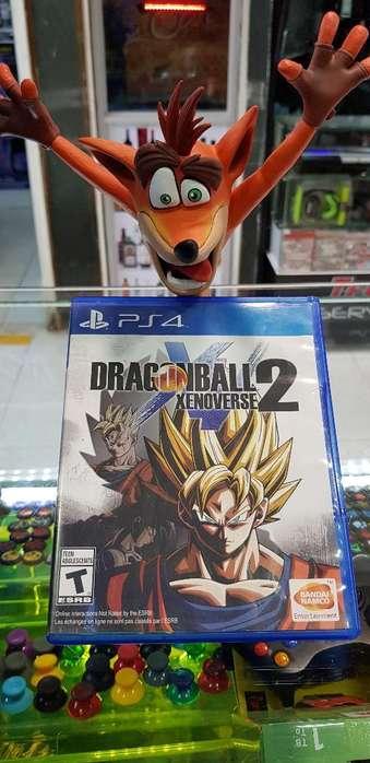 Dragon Bal Z Xenoverse 2