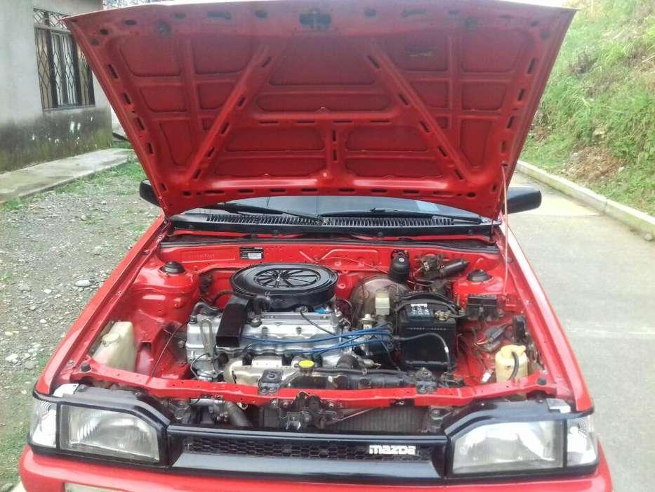 Mazda 323 1991 - 35 km