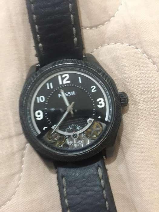 Fossil Reloj Automatico Seminuevo
