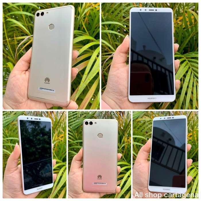 Huawei Y9 Dorado
