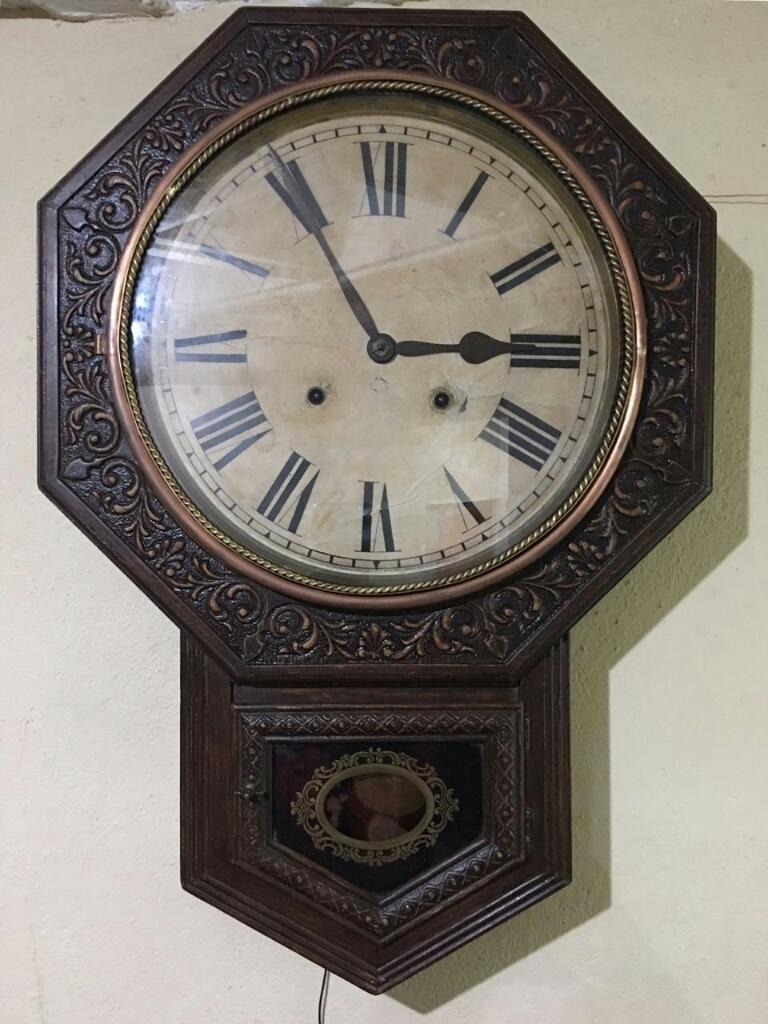 Ansonia Reloj Ansonia Cuenca Funcionando Funcionando Reloj 1879 1879 Ansonia Cuenca Reloj 1879 f76mIbyYvg