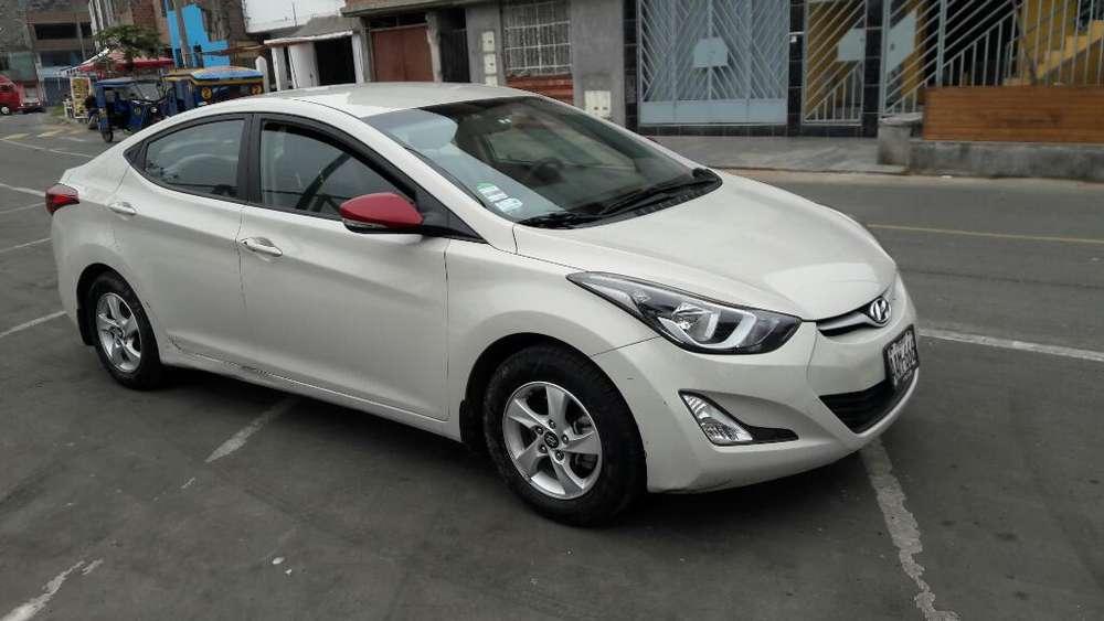 Hyundai Elantra 2014 - 57000 km