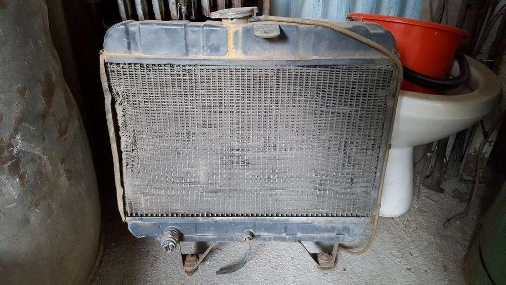 Radiador Original Peugeot 504 Mod 73