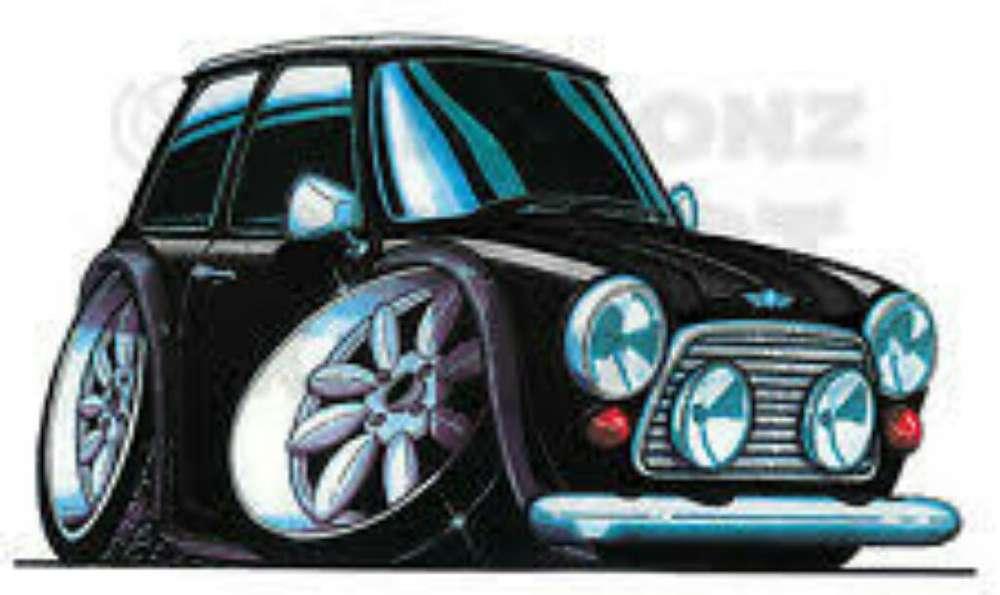 Mini Austin 1977 - 100000000 km