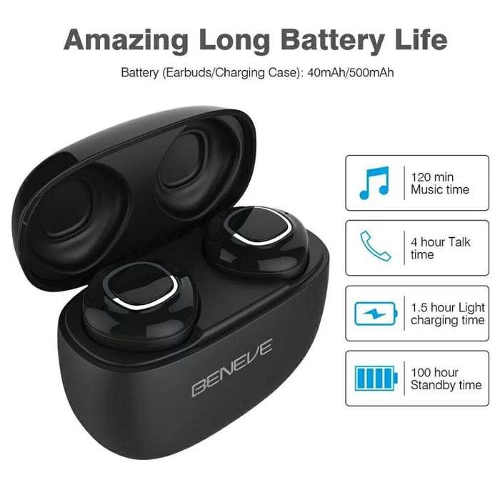 Audifonos Inalambricos Bluetooth Nuevos