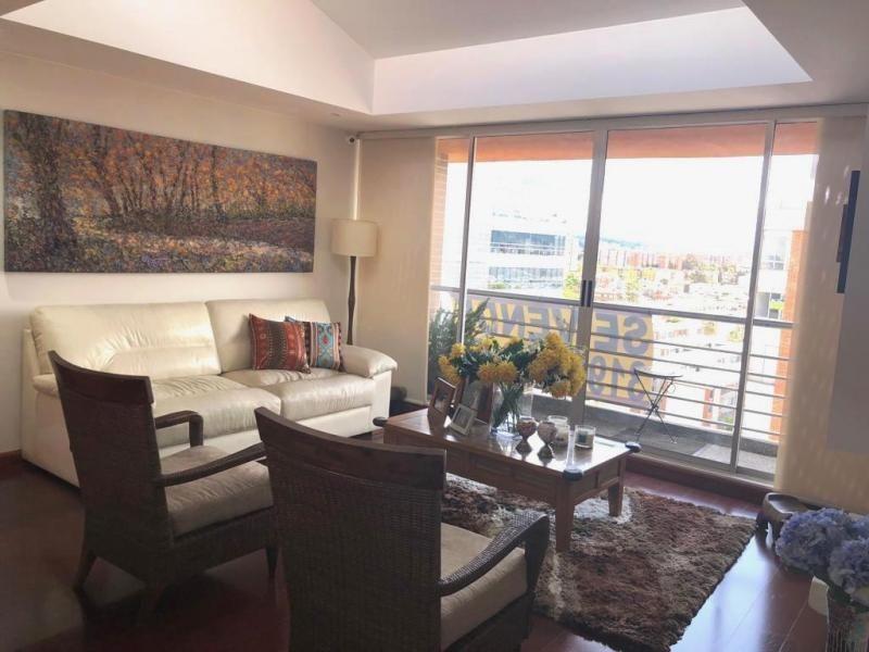Apartamento En Venta En Bogota Niza Cordoba Cod. VBREI-122