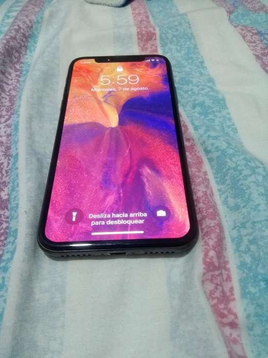 I Phone X 64 Gb en Perfecto Estado