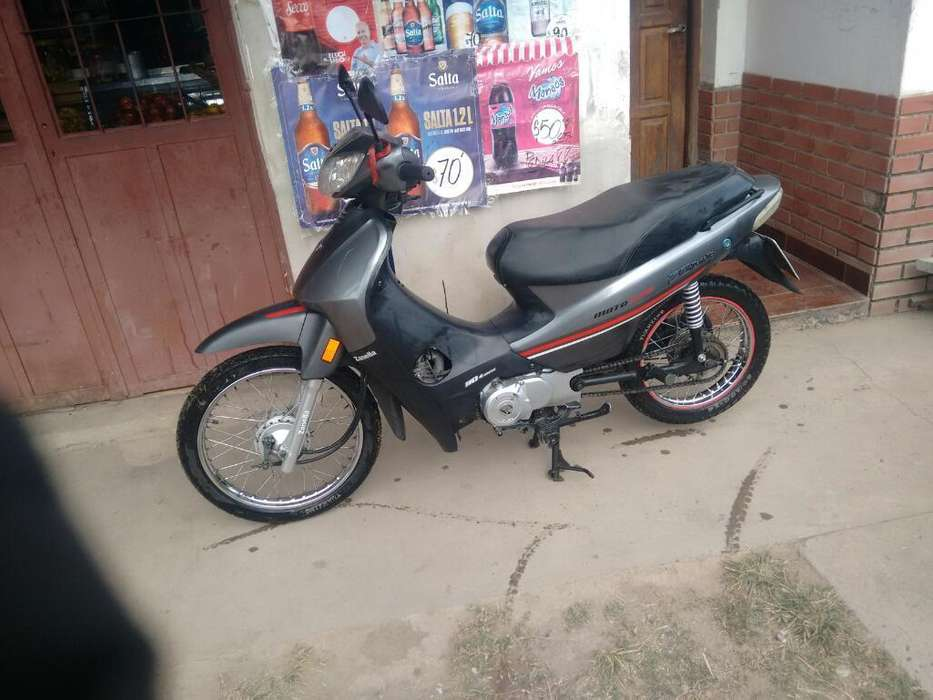 Moto Zanella Zb 110 Cc Color Negro
