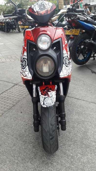 Yamaha Bws 125 2012