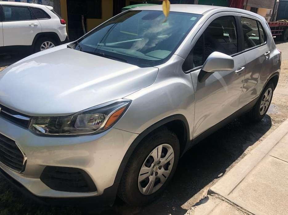 Chevrolet TRAX 2017 - 55000 km