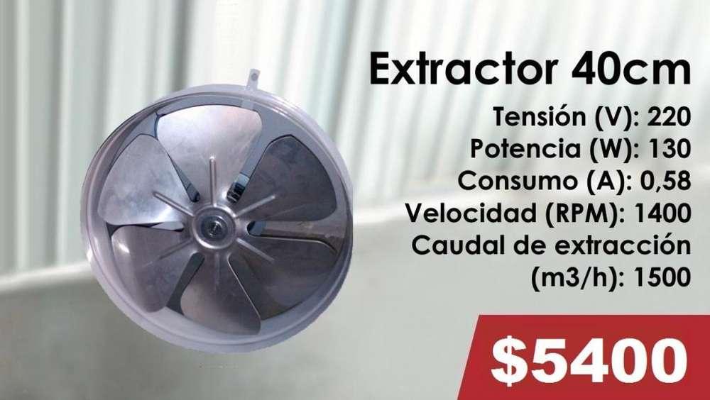EXTRACTOR DE 40CM