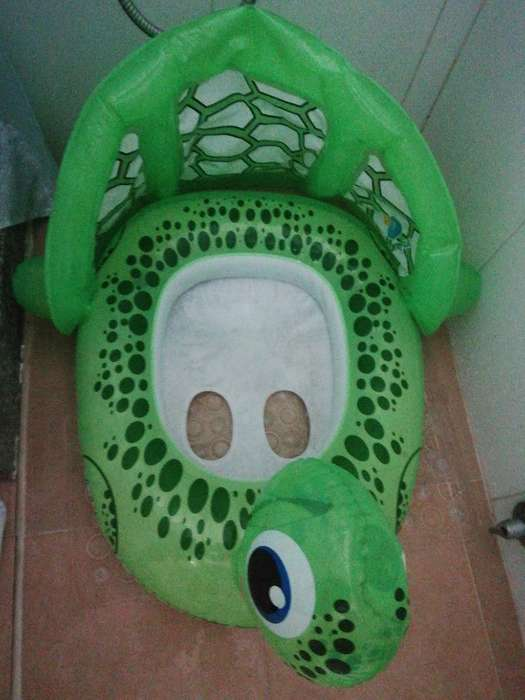 Inflable Tortuga