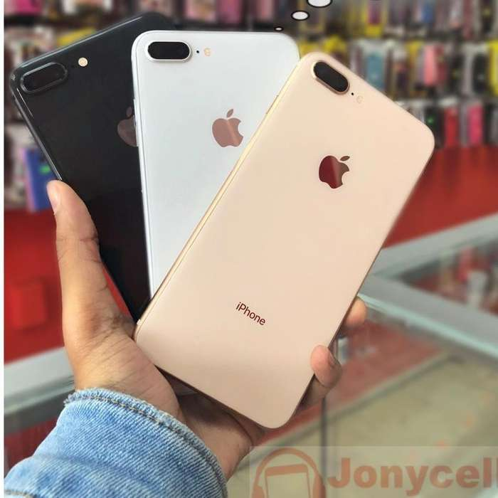 iPhone 8 Plus 64Gb Factura Y Garantia