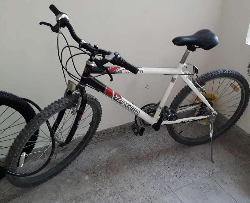 Bicicleta Impecable Rodados 26