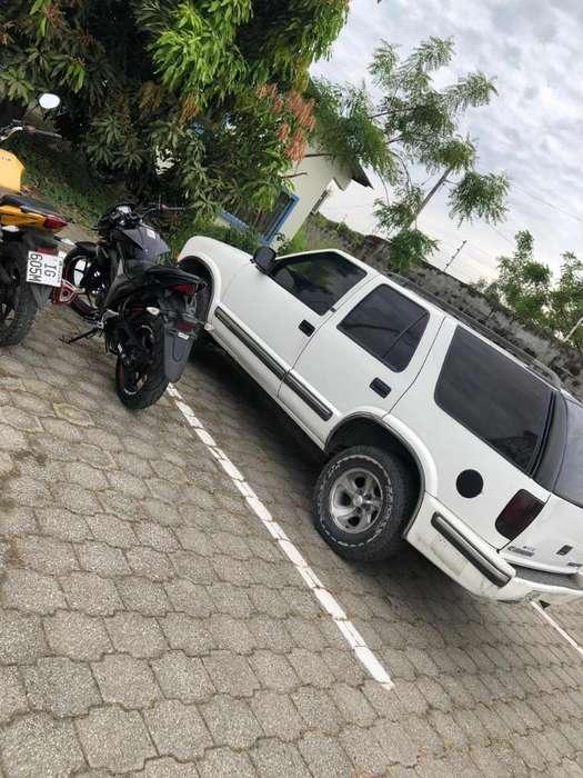 Chevrolet Blazer 1999 - 293618 km