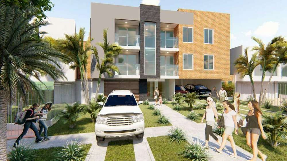 Apartamento en Venta sobre <strong>plano</strong>