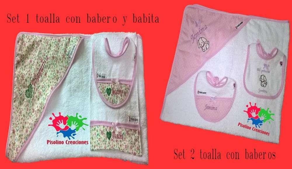 Set de toalla