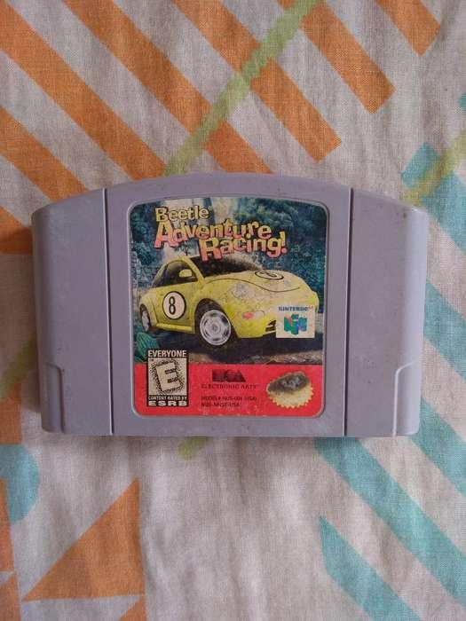 Battle Adventure Racing 64