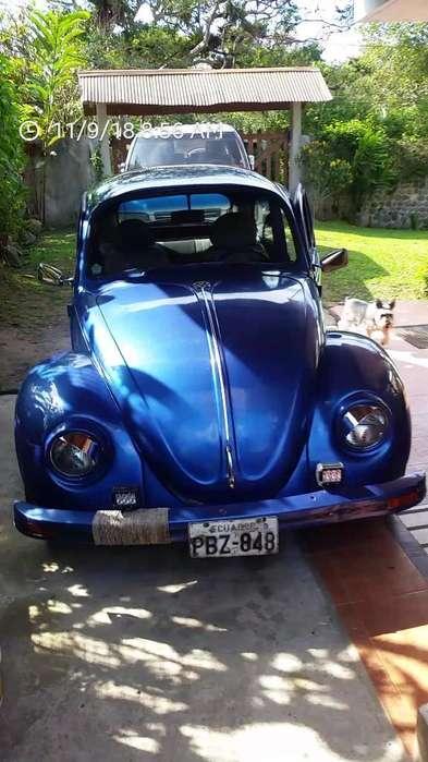 Volkswagen Escarabajo 1977 - 120000 km