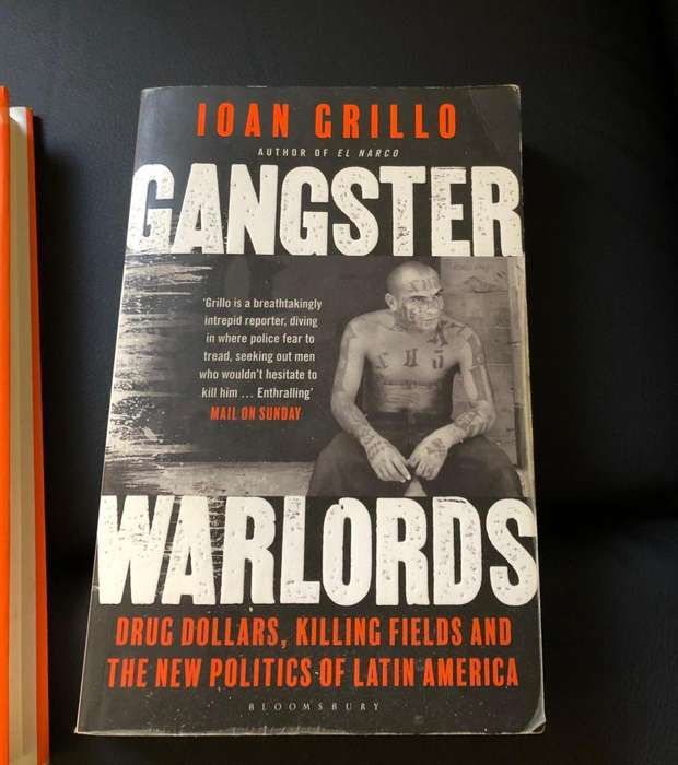 Libro Gangster Warlords en Ingles
