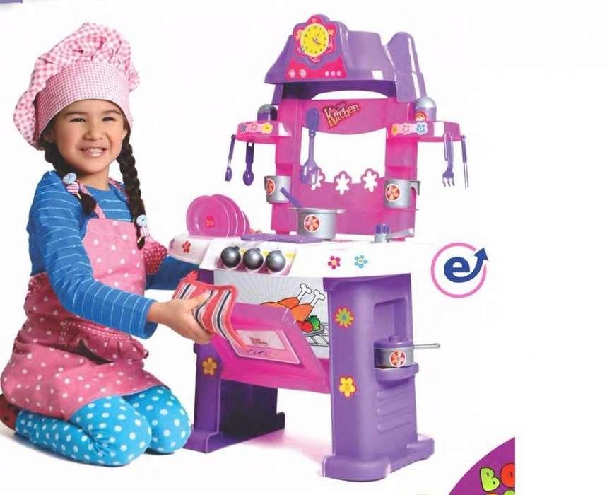 Cocina Infantil Niña Juguete Despacho Inmediato Boy Toys