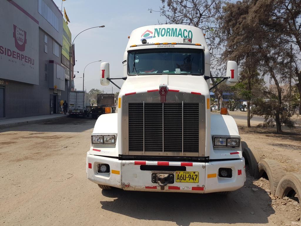 Tracto Camión Remolcador Kenworth T800 2008