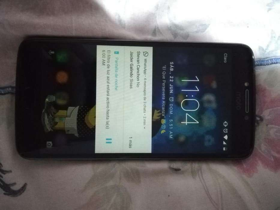 Vendo Motorola E4 Plus