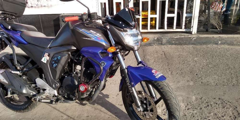 <strong>yamaha</strong> Fzn150 2017inyection Vendo Cambio