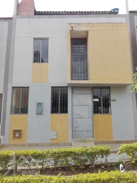 Arriendo Casa Piedecuesta Conjunto Portal de Santillana COD CP27