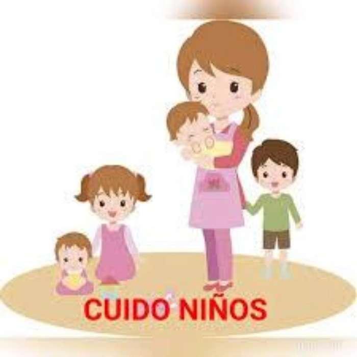 Niñera Y Cuidado Diario de Niños