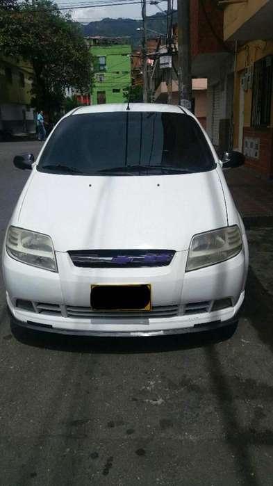 Chevrolet Aveo 2007 - 180 km