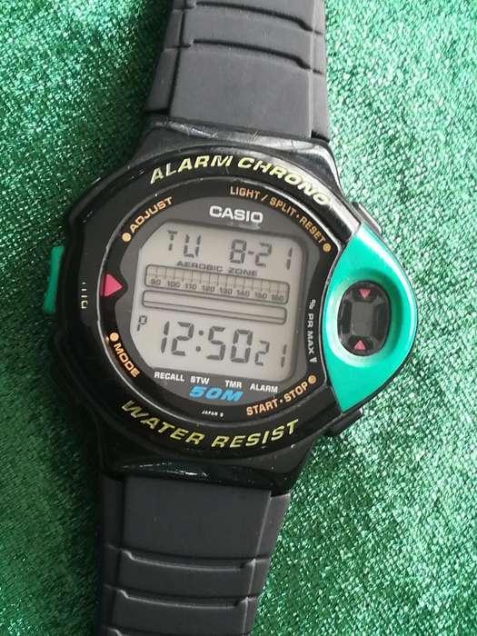 Reloj Casio Pulso Alarma Cronógrafo