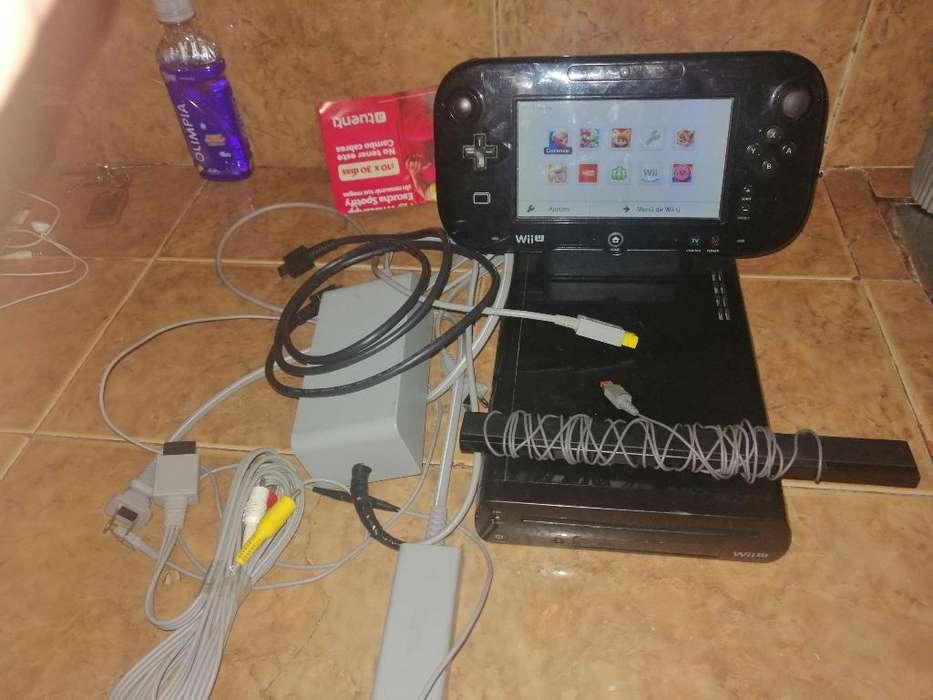 Vendo Nintendo Wii U