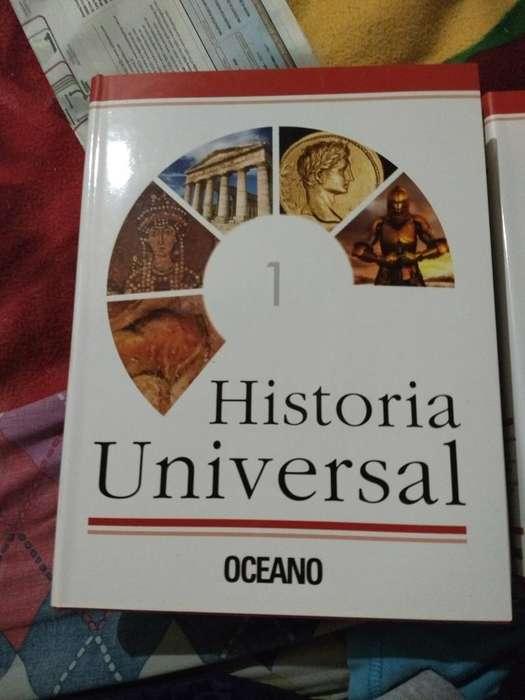 Historia Universal 3 Tomos