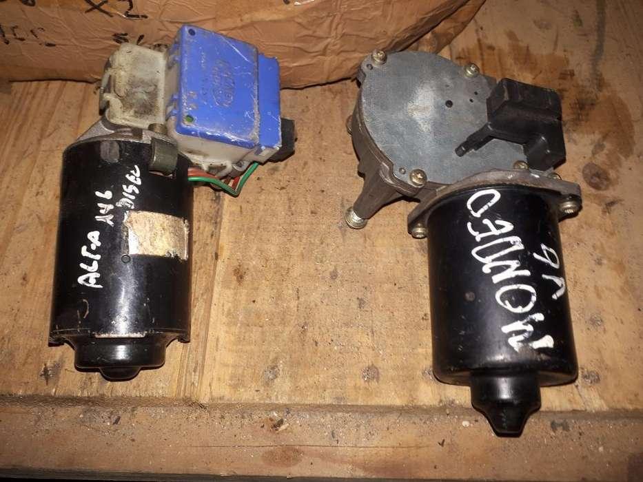 Motor Limpiaparabrisas Modeo Alfa 146