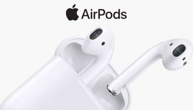 Apple AirPods 2 Con Estuche De Carga Inalambrica