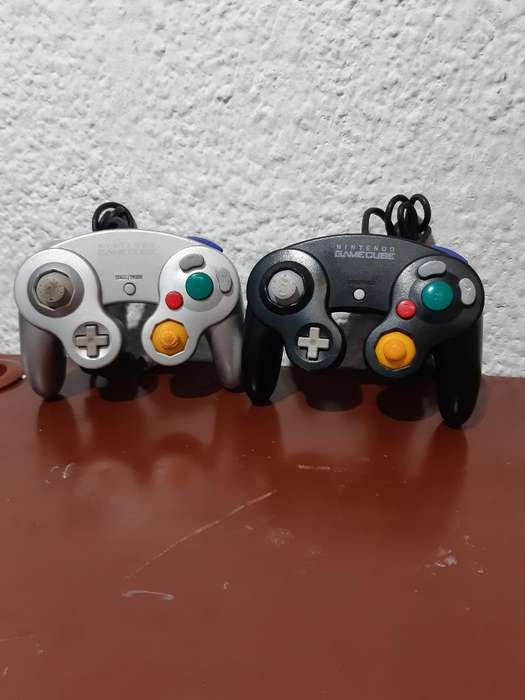 Controles Game Cube