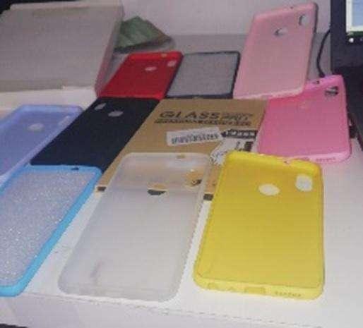 Apple silicona teléfono celular