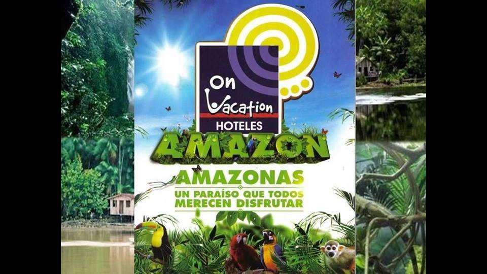 Vive al naturaleza con ON VACATION AMAZONAS!