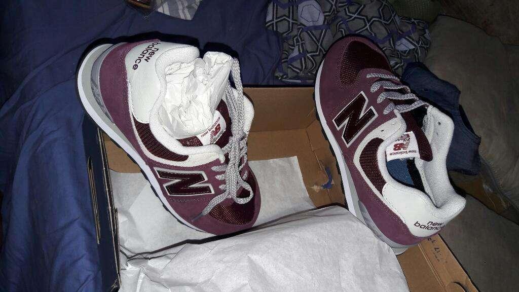 56628a2ea2 Vendo Zapatillas New Balance Nueva - Salta