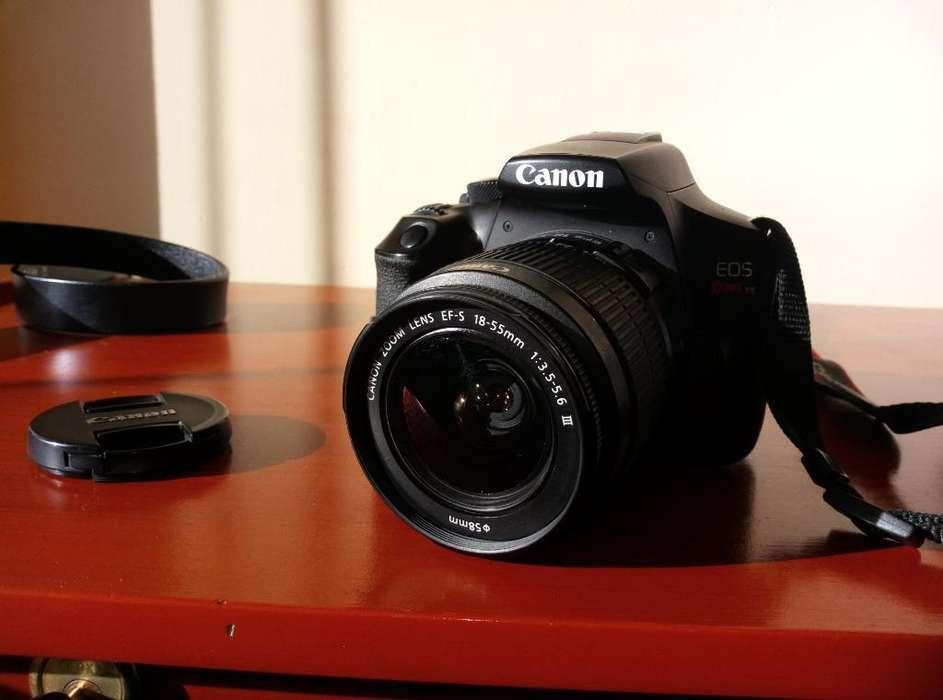 Vendo Cámara Reflex Canon T6