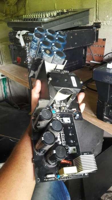 Reparación de Amplificadores de Sonido