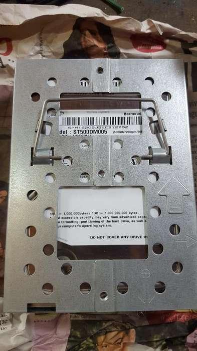 Vendo Disco Duro Samsung 500gb