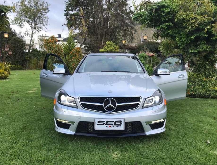Mercedes-Benz Clase C 2012 - 52000 km
